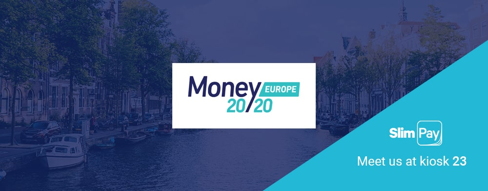 SlimPay at Money 2020 Amsterdam