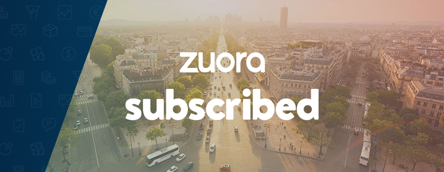 Zuora Subscribed 2016