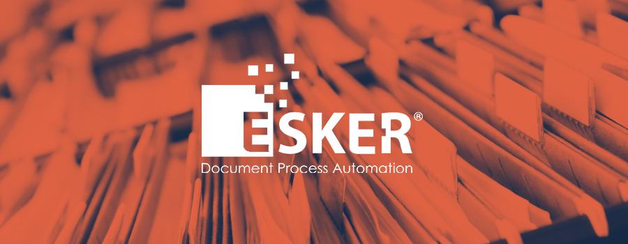 Esker & SlimPay dematerialisation