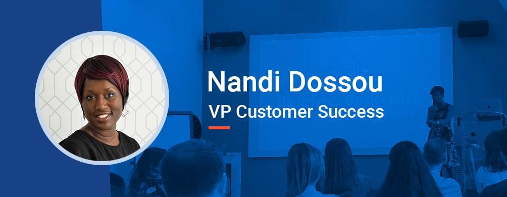 Nandi Dossou - VP Customer Success SlimPay