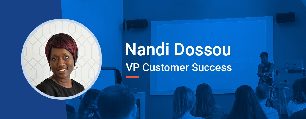 Nandi Dossou - VP Customer Success SlimPay